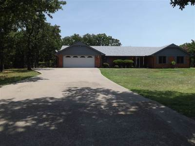 Duncan Single Family Home For Sale: 4610 Willowridge