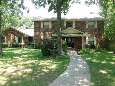 Duncan Single Family Home For Sale: 2910 Wild Oaks Dr.