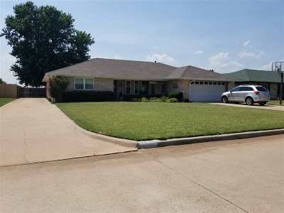 Single Family Home For Sale: 1801 Terrace Dr.