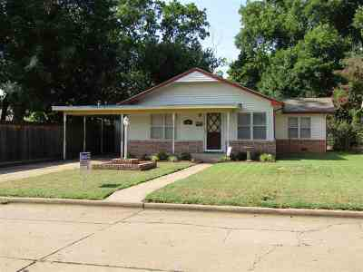 Duncan Single Family Home For Sale: 1209 W Spruce