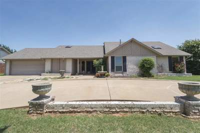 Marlow, Rush Springs Single Family Home For Sale: 1010 Gary Pl