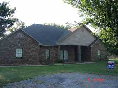 Marlow, Rush Springs Single Family Home For Sale: 1806 Sunset