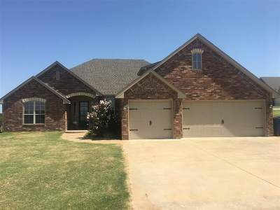 "Marlow, Rush Springs Single Family Home For Sale: 826 W Cr 1610 ""county Line Rd"""