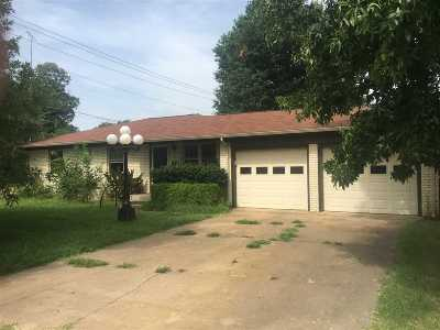 Marlow, Rush Springs Single Family Home For Sale: 503 S 5th
