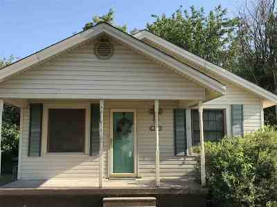 Velma Single Family Home For Sale: 124 1st Street