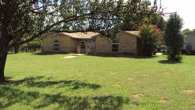 Duncan Single Family Home For Sale: 430 W Camelback