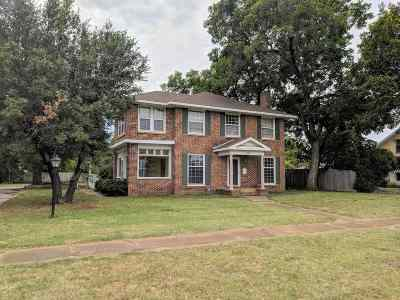 Duncan Single Family Home For Sale: 806 W Hickory