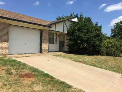 Comanche Single Family Home For Sale: Box 82 Rt 2
