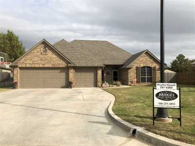 Duncan Single Family Home For Sale: 3012 Timbercreek Court
