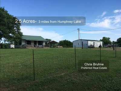 Marlow OK Single Family Home For Sale: $69,500
