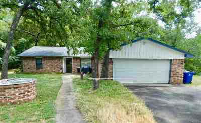 Duncan Single Family Home For Sale: 1290 Woodside Dr.