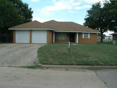Duncan Single Family Home For Sale: 1212 N Harville Rd