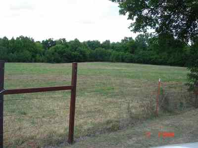 Marlow Residential Lots & Land For Sale: N Elm