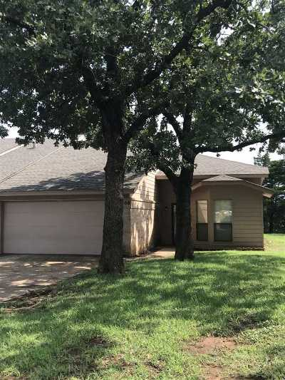 Duncan Single Family Home For Sale: 1408 Twisted Oaks