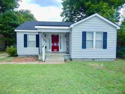 Duncan OK Single Family Home For Sale: $57,900