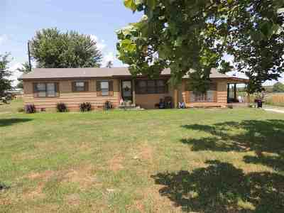 Marlow OK Single Family Home For Sale: $89,900