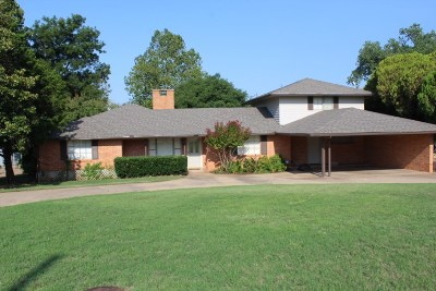 Duncan OK Single Family Home For Sale: $199,000