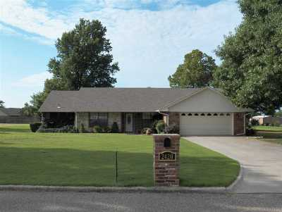 Duncan OK Single Family Home For Sale: $177,000