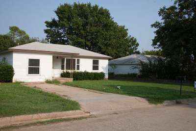 Duncan Single Family Home For Sale: 604 N G St.