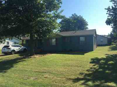 Marlow, Rush Springs Single Family Home For Sale: 106 S 9th