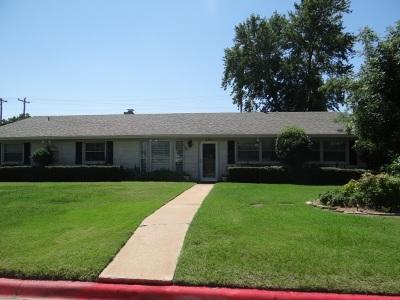 Duncan Single Family Home For Sale: 2202 Randall