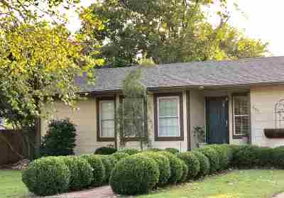Comanche, Velma, Waurika,  Hastings Single Family Home For Sale: 607 N 7th