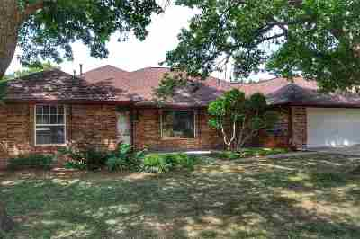 Duncan Single Family Home For Sale: 803 N Harville