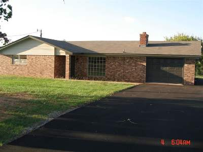 Marlow, Rush Springs Single Family Home For Sale: 279208 W Ballpark
