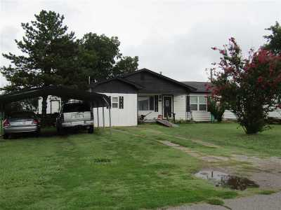 Comanche, Velma, Waurika,  Hastings Single Family Home For Sale: 282790 E 1800 Rd