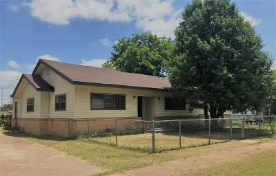 Duncan Single Family Home For Sale: 420 S 8th