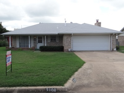 Duncan Single Family Home For Sale: 2108 Canary