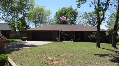 Duncan Single Family Home For Sale: 2208 Canary