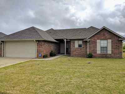 Duncan Single Family Home For Sale: 308 Amanda