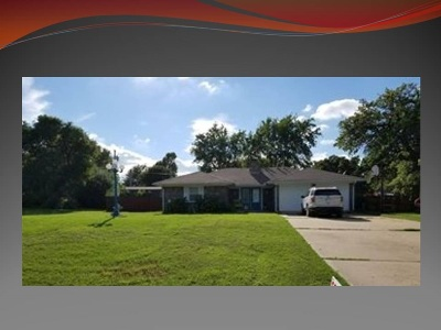 Rush Springs Single Family Home For Sale: 121 E Cool Springs