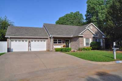 Single Family Home For Sale: 3409 Fox Hollow