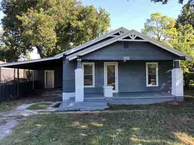 Single Family Home Sold: 507 W McNeese