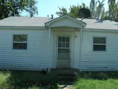 Duncan Single Family Home For Sale: 202 E Spruce Ave