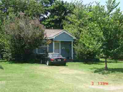 Marlow, Rush Springs Single Family Home For Sale: 203 N 6th