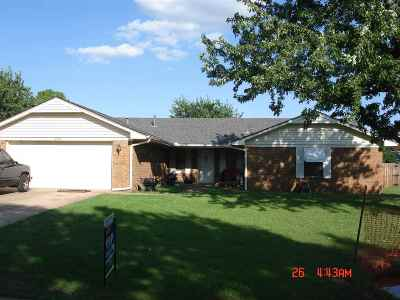 Duncan Single Family Home For Sale: 2114 Westbriar