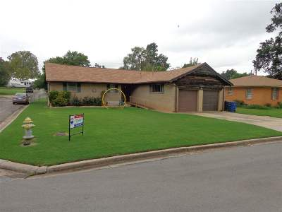 Duncan Single Family Home Under Contract: 1401 N 14th