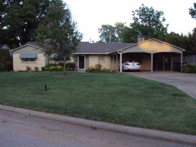 Duncan Single Family Home For Sale: 1526 Pearl