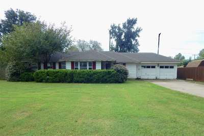 Duncan Single Family Home Under Contract: 1810 W Beech