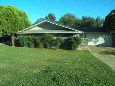 Duncan Single Family Home For Sale: 204 Lakewood