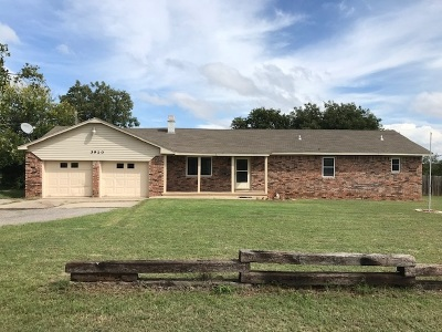 Marlow, Rush Springs Single Family Home For Sale: 3920 S Plainsman Rd
