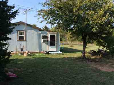 Comanche Single Family Home For Sale: Unk W 1870