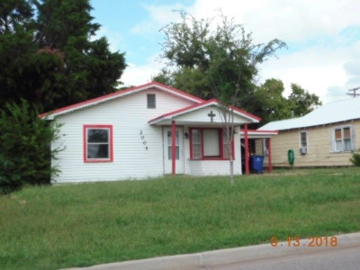 Duncan Single Family Home For Sale: 2005 W Main