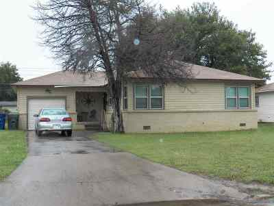 Duncan Single Family Home For Sale: 2009 W Holly