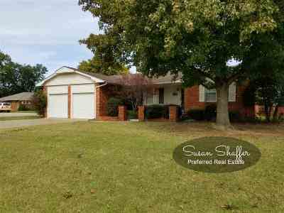 Duncan Single Family Home For Sale: 2217 Redbud