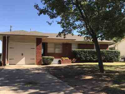 Duncan Single Family Home For Sale: 1302 N 19th
