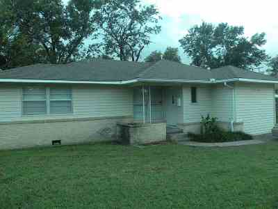 Duncan Single Family Home For Sale: 2008 W Oak Ave.